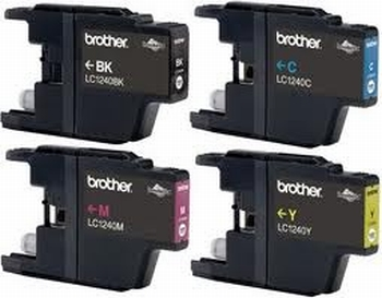 Winstpakket 4x Brother LC-1220/LC-1240/LC-1280