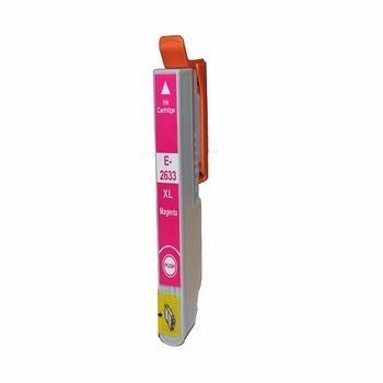 Inkmaster inktcartridge voor Epson 26XL magenta 12,50ml