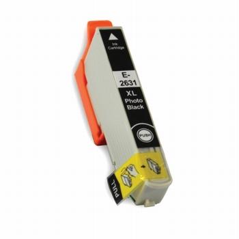 Inkmaster cartridge voor Epson 26XL PBK foto zwart 10ml
