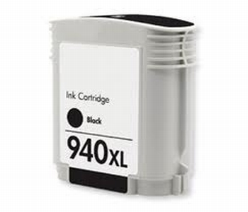 HP Inkt cartridge 940XL (C4906) zwart hoge capaciteit (huism