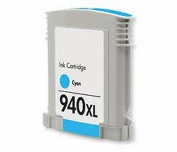 HP Inkt cartridge 940 XL (C4907) cyaan hoge capaciteit 28ml