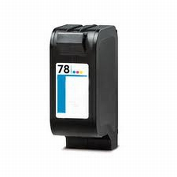 HP Inkt cartridge 78 (C6578A) kleur (huismerk)