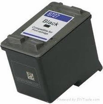 HP Inkt cartridge 27 (C8727A) zwart (huismerk) 20ml