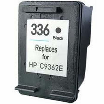 HP Inkt cartridge 336 (C9362E) zwart (huismerk)