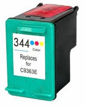 HP Inkt cartridge 344 (C9363E) kleur (huismerk) 18 ml