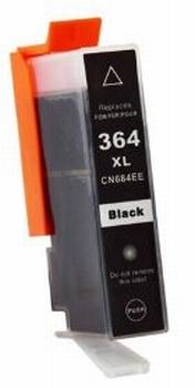 HP inkt cartridge 364XL zwart (BLACK ) met chip