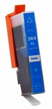 HP Inkt cartridge 364XL cyaan 16ml met chip (huismerk)