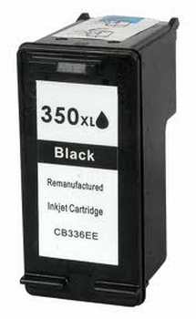 HP Inkt cartridge 350 XL (CB336e) zwart (huismerk) 32ml