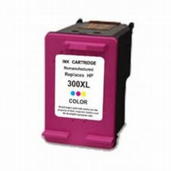 HP Inkt cartridge 300 XL (CC644EE) kleur (huismerk) 20ml