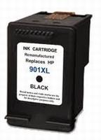 HP Inkt cartridge 901 XL (CC654AE) zwart (huismerk)