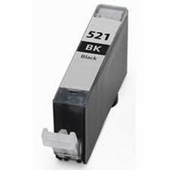 Canon Inkt cartridge CLI-521BK foto zwart met chip 11ml