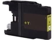 Inkmastershop cartridge LC-1240Y 10ml