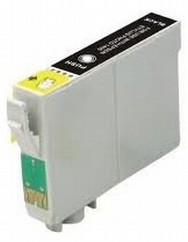 Epson Inkt cartridge T0711 ( T071140) zwart (huismerk) 15ml