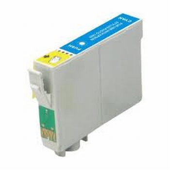 Epson Inkt cartridge T0712 (T071240) cyaan (huismerk) 15ml