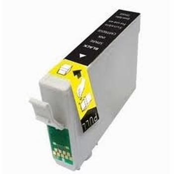 Epson Inkt cartridge T1281 zwart (huismerk) incl. chip  10