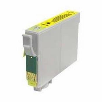 Epson Inkt cartridge T1284 geel (huismerk) incl. chip  7
