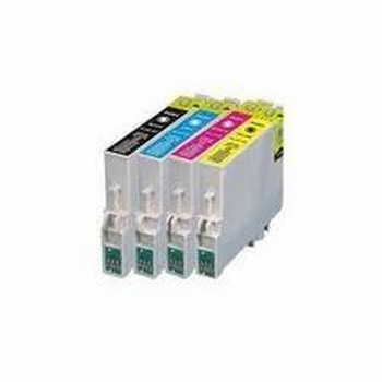 Inkmaster cartridge Epson T1285 BK/C/M/Y 84 ml