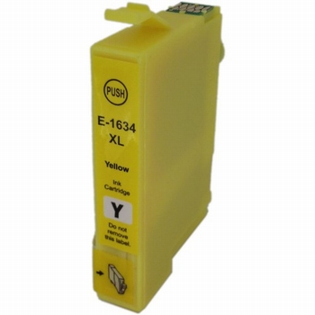 Inkmaster inkcartridge Epson 16XL (T1634) Geel 16ml
