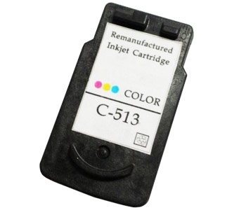 Inkmaster cartridge voor canon CL-513 XL kleur CL511,  13ml