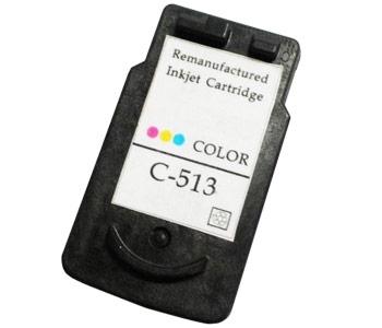 Inkmaster cartridge voor canon CL-513 XL kleur CL511,  13ml