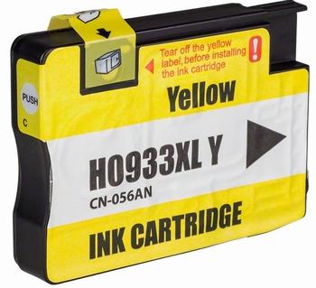 HP 933XL INKT GEEL #CN056AE 16ml  16ml