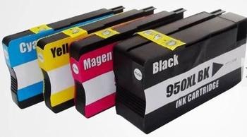 HP 950XL/951XL BKC/M/Y/ 4-PAC 170ml  140ml