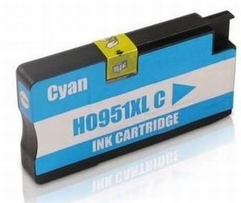 HP 951XL INKT CYAN #CN046AE  30ml