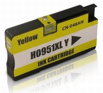 HP 951XL INKT YELLOW #CN048AE