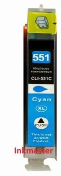 CANON CLI-551C XL  C INKT CYAN  11ml