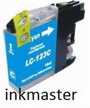Brother cartridge LC-123C 10ml