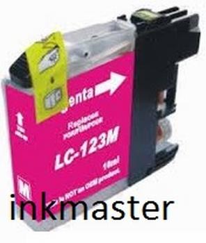 Brother cartridge LC-123M 10ml