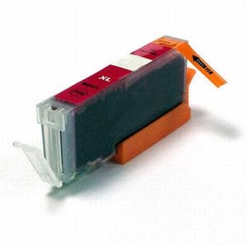 Canon CLI-571XL M  inktcartridge  Magenta Huismerk 14ml