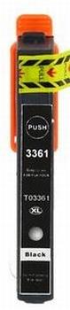 Epson 33XL BK (T3351) zwart inktcartridge  hoge capaciteit