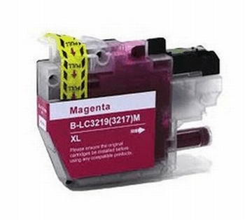 Inkmaster intk voor Brother LC-3219 XL Magenta 20 ml