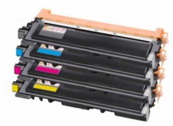Brother aanbieding TN-230BK,C,M,Y zwart + 3 kleur (huismerk)