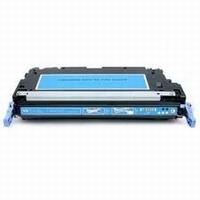 HP Toner cartridge C9721A cyaan (huismerk)