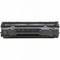 HP Toner cartridge CB435A zwart (huismerk)