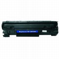 HP Toner cartridge CB436A zwart (huismerk)
