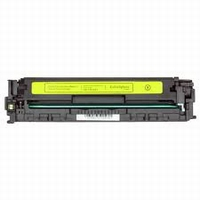HP Toner cartridge CB542A geel (huismerk)