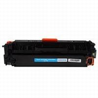 HP Toner cartridge CC531A cyaan (huismerk)