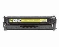 HP Toner cartridge CC532A geel (huismerk)