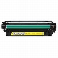 HP Toner cartridge CE252A geel (huismerk)