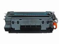 HP Toner cartridge CE255A zwart (huismerk)