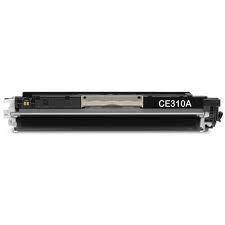 HP Toner cartridge 126A (CE310A) zwart (huismerk)