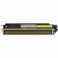 HP Toner cartridge 126A (CE312A) geel (huismerk)