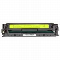 HP Toner cartridge 128A (CE322A) geel (huismerk)