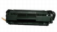 HP Toner cartridge 12X (Q2612X) zwart hoge capaciteit (huism