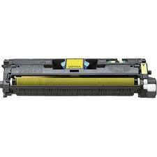HP Toner cartridge Q3962A/Canon 701Y geel (huismerk)