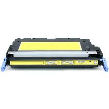 HP Toner cartridge Q6472A geel (huismerk)