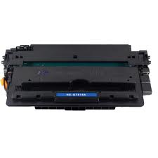 HP Toner cartridge 16A (Q7516A) zwart (huismerk)  12000